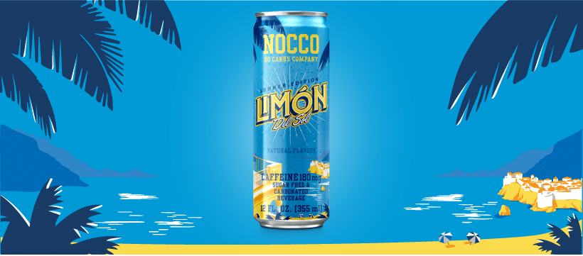 Nocco New Products Banner